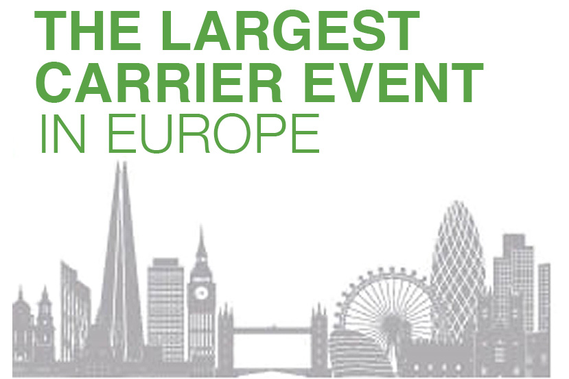 The Largest Carrier Event in Europe