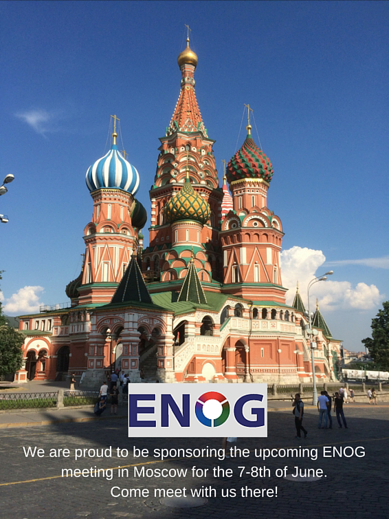 ENOG 11 in Moscow